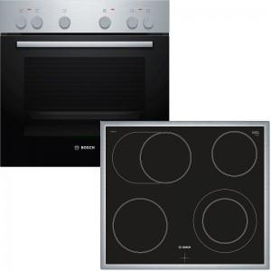 Bosch Herdset HND211AR60 best. aus: HEF010BR0, NKN645GA1E