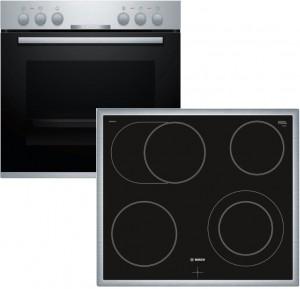 Bosch Herdset HND211LR61 best aus: HEA510BR2 + NKN645GA1E