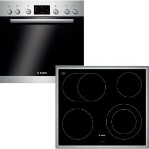 Bosch Herdset HND32PS50 best. aus: HEA33T150, NKN645G17 EEK: A