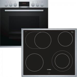 Bosch Herdset HND411LS65 best. HEB513BS0 + NKN645GA1E
