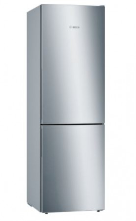 Bosch Kühl-/Gefrier-Kombination Türen Edelstahl Optik KGE36VL4A