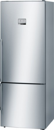 Bosch Side by Side Kühlschrank KYF56PI4P best. aus 2 x KGF56PI40 + KSZ39AL00