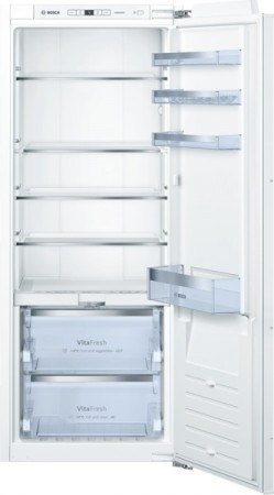 Bosch Einbau Kühlschrank VitaFresh Flachscharnier KIF51AF30 EEK: A++