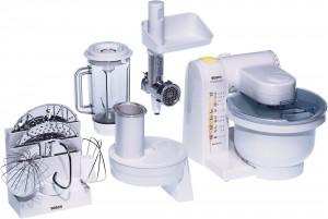Bosch Universal-Küchenmaschine MUM4655EU
