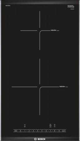 Bosch Elektro-Kochstelle 30cm Domino Glaskermaik PIB375FB1E