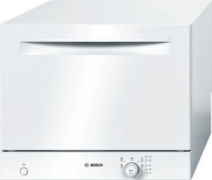 Bosch Smart Kompakt-Geschirrspüler weiß SKS50E32EU