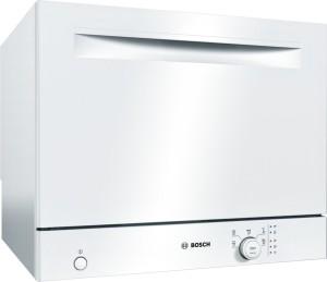 Bosch Geschirrspüler Kompakt Stand 55 cm Weiß SKE52M75EU