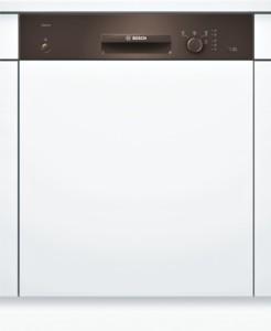 Bosch Silence Geschirrspüler integrierbar braun SMI24AM00E