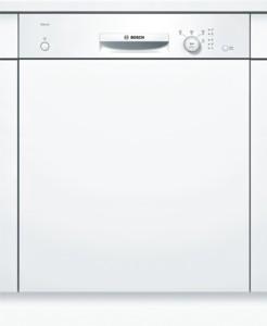 Bosch Silence Geschirrspüler weiß integrierbar SMI24AW00E