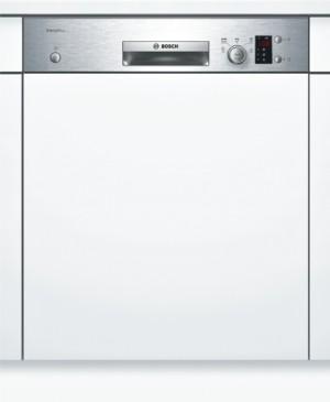 Bosch SilencePlus Geschirrspüler Edelstahl SMI25AS00E