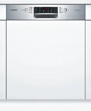 Bosch Geschirrspüler Silence Plus Edelstahl SMI46GS00D