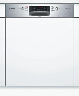 Bosch Geschirrspüler SuperSilence Edelstahl SMI46IS00D