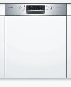 Bosch SilencePlus Geschirrspüler Edelstahl SMI46IS00E
