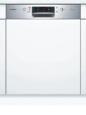 Bosch SilencePlus Geschirrspüler integrierbar 60 cm Edelstahl SMI46KS00E
