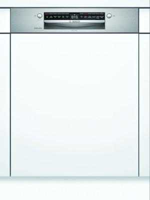 Bosch Teilintegrierter Geschirrspüler 60 cm Edelstahl SMI4HBS00D