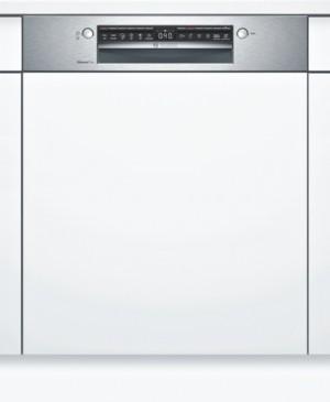 Bosch Geschirrspüler teilintegrierbar Serie 4 SMI4HCS48E