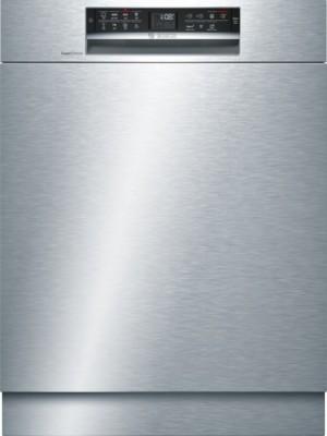 Bosch Geschirrspüler SuperSilence Unterbau Edelstahl SMU68MS02E