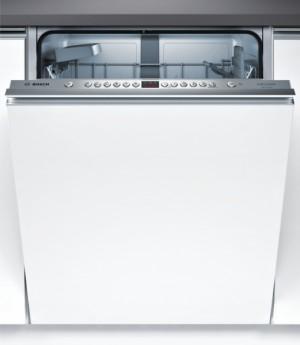 Bosch Geschirrspüler SuperSilence Vollintegrierbar SMV46IX00D EXCLUSIV