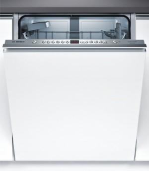 Bosch Geschirrspüler Exclusiv SuperSilence Edelstahl SMV46IX04D