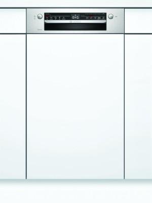 Bosch Geschirrspüler Teilintegriert Edelstahl 45 cm SPI2IKS10E