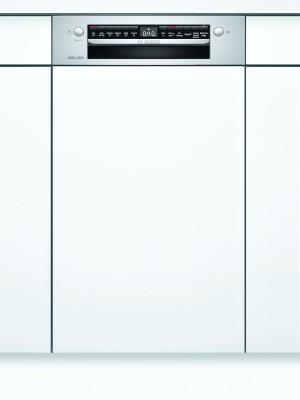 Bosch EXCLUSIV Geschirrspüler teilintegriert 45 cm Edelstahl SPI4ELS00D