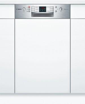 Bosch Geschirrspüler 45cm Edelstahl SPI53N05EU