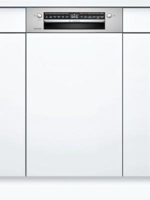 Bosch EXCLUSIV Geschirrspüler teilintegriert 45 cm Edelstahl SPI6ZMS00D