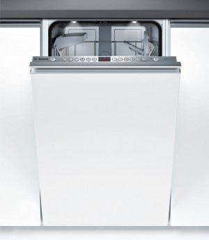 Bosch SuperSilence Geschirrspüler vollintegriert 45 cm SPV66PD00E