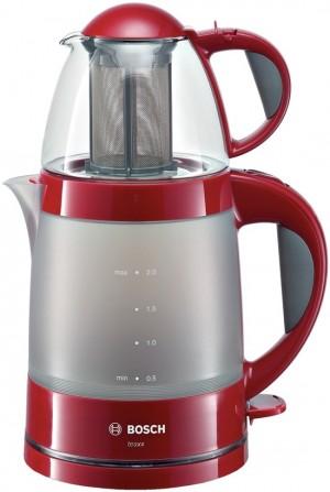 Bosch Teebereiter Türkischer Art rot / hell grau  TTA2010