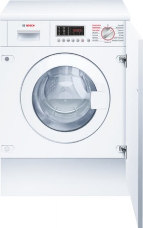 Bosch Wollwaschtrockner vollintegrierbar WKD28541