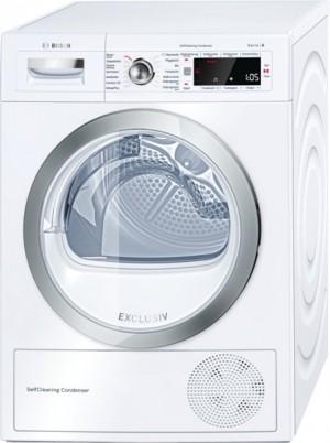 B-Ware Bosch Wärmepumpen-Wäschetrockner EXCLUSIV WTW87590 EEK: A++