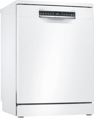 Bosch Exclusiv Freistehender Geschirrspüler weiß 60cm SMS4HBW00D