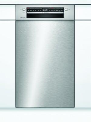 Bosch Exclusiv Unterbau-Geschirrspüler Edelstahl 45cm SPU4ELS00D