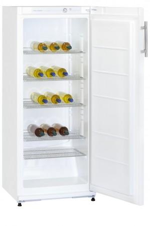 Exquisit Flaschen - Kühlschrank weiß KS C 29 FL A+