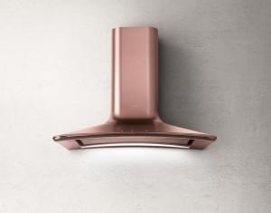 Elica Wandhaube SWEET Copperoptik matt 85 cm PRF0120672A