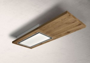 Elica LULLABY WOOD/A/120 Deckenhaube Wood PRF0146229