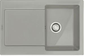 Franke Einbau-Keramikspüle Perlgrau Matt MRK 611-78 1240381405
