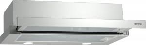 Gorenje Flachschirmhaube 60 cm Edelstahl BHP623E11X