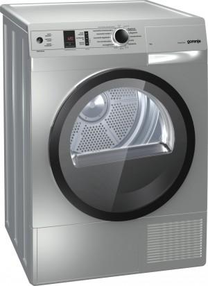 Gorenje Kondensations-Wäschetrockner Silber D85F66NA