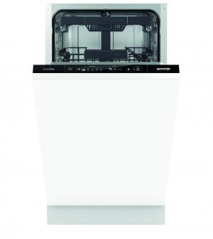 Gorenje Geschirrspüler 45cm Vollintegrierbar GV55110