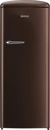 Gorenje Stand-Kühlschrank Rechts Chocolate ORB153CH