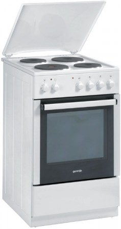 Gorenje Elektro - Standherd E 52103 AW EEK: A