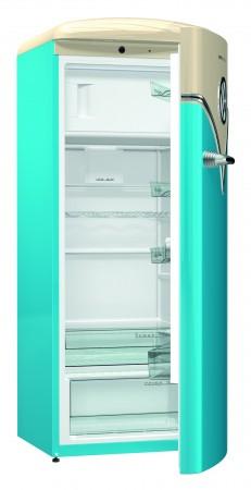 Gorenje Kühlschrank Baby Blue Türanschlag Rechts OBRB153BL