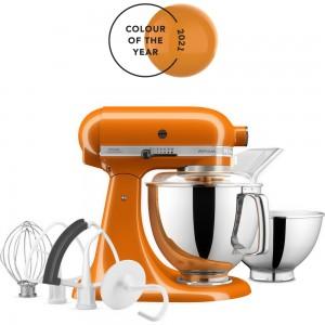KitchenAid Artisan Küchenmaschine Honey 5KSM175PSEHY
