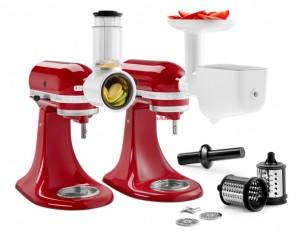 KitchenAid Küchenmaschinen-Zubehör-Set 5KSM2FPPC