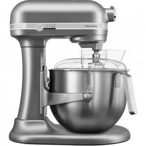 KitchenAid Heavy Duty Küchenmaschine Silber 5KSM7591XESL