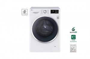 LG Waschmaschine mit TurboWash™ F 14 U 2 QCN 2 H