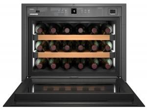 Liebherr Weinklimaschrank Einbau WKEgw 582