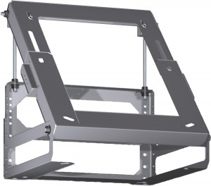 Siemens Adapter für Dachschrägen vorne/hinten LZ12400