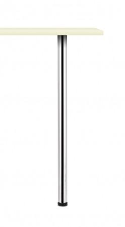 Naber Stützfuß Standard 6/110 chrom poliert 3011013